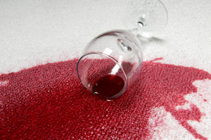 home-cleaning-wine-stain