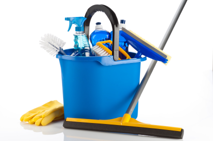 We provide one time cleaning services for all occasions